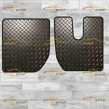 Deluxe Quality Car Mats for Iveco Daily Crew Cab 06-11 ** Tailored for Perfect f