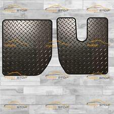 Iveco Daily Crew Cab Tailored Deluxe Quality Car Mats 2006-2011