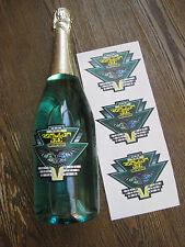 Star Trek - Romulan Beer/Wine Bottle Labels Set of Six [ T1 ]