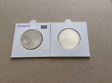 Pièce de 10 € en argent France La Semeuse en marche 2009