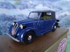 1/43 Brumm (Italy)  Fiat 508C cabriolet 1100 1937-39 #r84