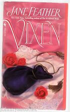 Vixen by Jane Feather (1994, Paperback)