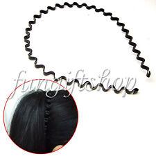 Gossip Girl Black S Shape Headband Hair Accessories New