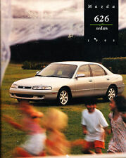 1995 Mazda 626 26-page Original Car Sales Brochure Catalog