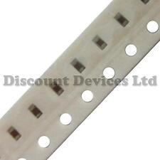 100x 1uF 16 V SMD/SMT Condensateur Céramique multicouche Condensateur Céramique cas: 0805 (2012) 2x1.25mm 10%