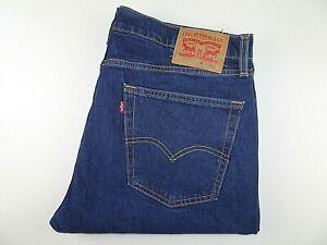 """VGC* LEVIS 505 Mens Jeans Regular Straight Stretch Denim W36 L30 Waist 36"""" L30"""""""