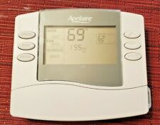 Aprilaire Apr863A Thermostat, Programmable Dual Powered Cool-Heat Lot 5 8463
