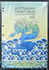 2012 Australian Territories Complete Collection of Stamps
