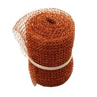Stainless Steel Mesh For Distillation AISI304 Width 10cm Length 1m 4 Wire