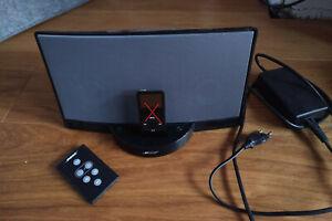 BOSE SoundDock für IPod / Nano, mit Fernbedienung und Netzteil