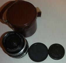 M42 Carl Zeiss Zebra Flektogon 1Q  2.8/35 Objektiv / lens