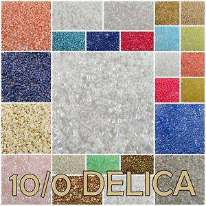 Delica 10/0 Miyuki Seed Beads 7.2 g #200-501 (4 of 7)