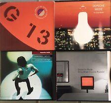 7 Depeche Mode CD Single Lot RARE OOP B-Sides Remixes Live Martin Gore