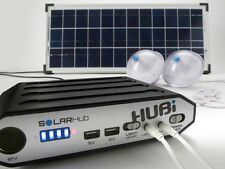 àliHubi 10k Solar Panel and Powerpack Kit