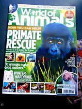 World Of Animals Magazine Issue 56 (new) 2018