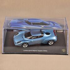 1/43 Scale Diecast Car Model IXO Lamborghini raptor Zagato(1996) For Collection