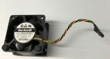 San Ace 60 CPU Case Fan 9G0612P1M061 TESTED IN GOOD WORKING CONDITION L-S