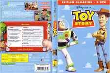 Edition Collector 2 DVD Toy Story 1 Grand classique n°42 Walt Disney Pixar TBE
