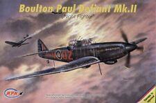 MPM 1/72 Boulton Paul Defiant Mk.II Night Fighter # 72519