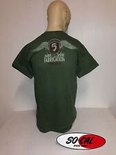 So-Cal t-shirt NEW design sz SM Jimmy Shine olive green hot rod 32 ford