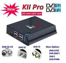 KII Pro Combo Android 5.1 TV Box S905 2G 16G 4K Satellite Receiver  DVB S2 T2