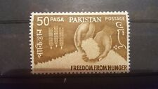 PAKISTAN 1963 Freedom from Hunger   mi.nr 191  Minth.