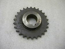 BROWNING 60B26 ROLLER CHAIN SPROCKET #60 CHAIN 26 TEETH 1-15/16 BORE WITH KEYWAY