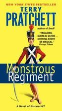 Discworld Ser.: Monstrous Regiment by Terry Pratchett (2014, Mass Market)
