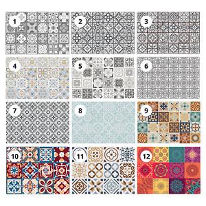 Tiles Sticker Peel and Stick Tiles Kitchen Backsplash Splashback Self Adhesive