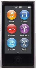 Apple iPod nano 16GB 8th Generation Space Gray MKN52LL/A Works with AC Only