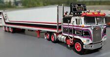 1/64 DCP K100 KENWORTH TRAVLOS AUSTRALIAN STYLE & TRI TRAILER NEW 60-0729