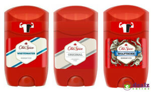 Old Spice Deodorant Roll On Stick Mens 50ml Stay Fresh
