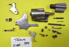 "TAURUS MODEL 85 .38 SP 2 "" BARREL CYLINDER GRIP PLUS ALL PICTURED ITEM # 17-660"
