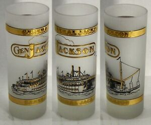 The General Jackson Tall Shot Glass #5546