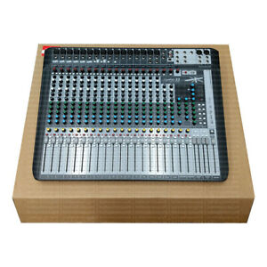 SoundCraft Signature 22 MTK 22-Input Multi-Track Mixer with Effects 100-240V