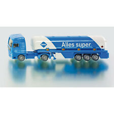 SIKU Tanker with Trailer - 1:87 Scale * die-cast toy vehicle model * NEW