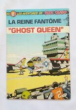 BD - Buck Danny La reine fantôme Ghost Queen 40 / EO 1979 / HUBINON & CHARLIER