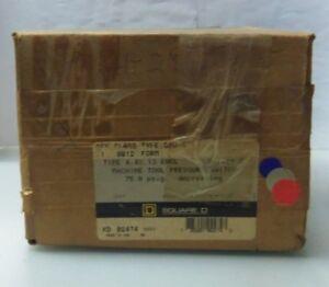 New Square D 9012 GAW-5 Pressure Switch Series C NIB