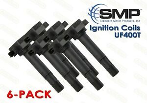 Standard T-Series UF400T Ignition Coils (6 Pack)