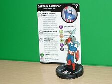 MCHC Heroclix 15th Anniversary What If? - 036 Captain America
