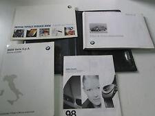 Set manuali uso e manutenzione Bmw Serie 3 E46 edizione 1999  [3492.14]