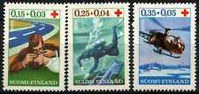 Finland 1966 SG#712-4 Red Cross MNH Set #D73151