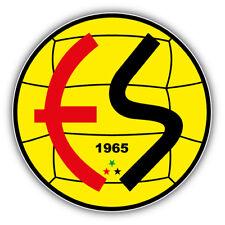 Eskisehirspor Fc Turkey Soccer Football Car Bumper Sticker Decal 5 X 5