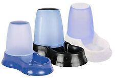 Erogatore di acqua e cibo per cane & Gatto Mangiatoia in plastica da 1.5 LITRI TRIXIE 24762