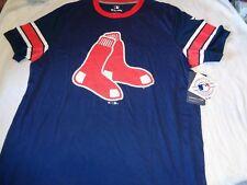 57e058d4e86ce4 Fanatics Boston Red Sox Baseball Shirt MLB Size Large Men Adult NWTS
