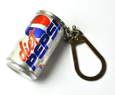 Diet Pepsi Cola mini Dose Schlüsselanhänger Can Key Chain USA 1998