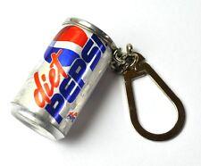 Diet Pepsi Cola mini Dose Schlüsselanhänger Can Key Chain USA 1998