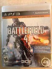 Battlefield 4  (Sony PlayStation 3, 2013) USED SEALED