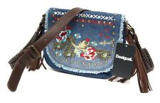 DESIGUAL BOLS VARSOVIA JADE Umhängetasche Handtasche Tasche Cross Body Bag NEU