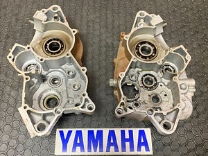 Yamaha Blaster Engine Cases Left And Right 88-06 200 motor center crankcase AK1